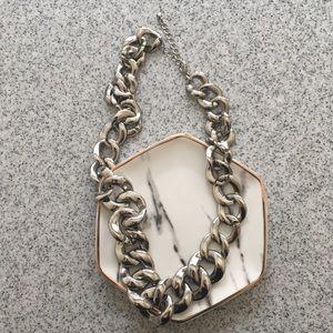 Chunky Sliver Necklace